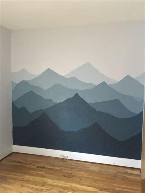 pin von wall design  auf wall design mountains