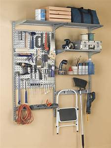 Garage, Wall, Systems, To, Keep, Tools, Organized