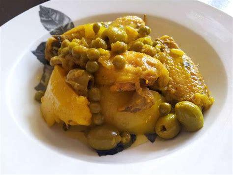 recettes cuisine simples et rapides recettes de petits pois et tajine 3