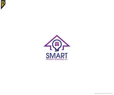 Professionell, Modern, Real Estate Logodesign Für Smart