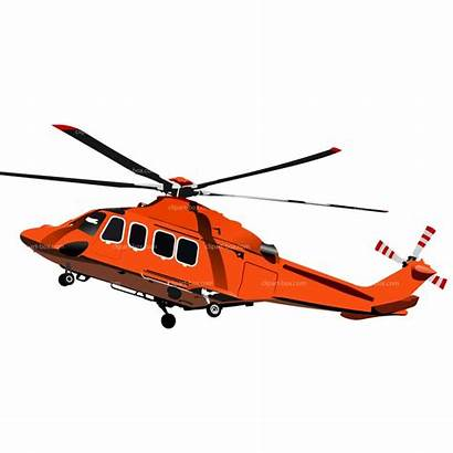 Helicopter Clipart Clip Rescue Guard Coast Cliparts
