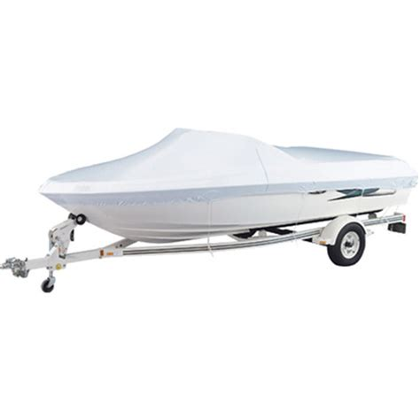 Runabout Boat Cover by Transhield 174 Pontoon Shrinkable Boat Cover 172919 Boat