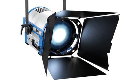 Arri L10-c Fresnel Bi-colour Light Led, Blue/silver Or