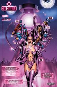 Star Sapphire Corps New Earth DC Database FANDOM