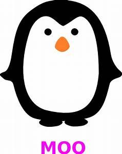 Cartoon Penguin Clip Art at Clker.com - vector clip art ...