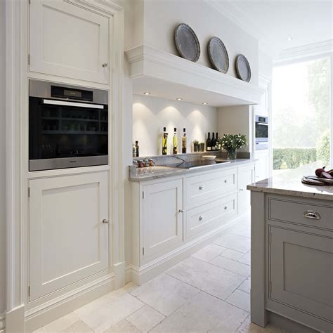 Contemporary Shaker Kitchen  Modern Shaker Kitchen Tom