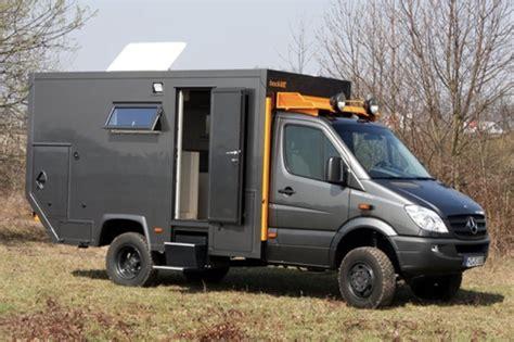 Mercedes Sprinter Camper 4x4