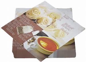 Partyzubehör Auf Rechnung : premium servietten papier mit motiv tea time 330mm 3 lagig 1 4 falz servietten ~ Themetempest.com Abrechnung