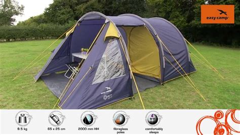 Tente Familiale 2 Chambres - easy c galaxy 400 tent just add