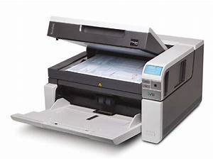 kodak i3450 high speed compact and productive a4 a3 With high capacity document scanner