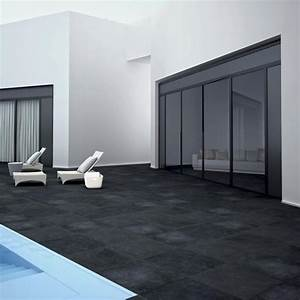 Dalle Pour Terrasse Sur Plot : carrelage exterieur gris pas cher ~ Premium-room.com Idées de Décoration