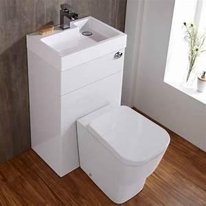 Petit Lave Main Wc : toilettes wc innovantes optimisant l 39 espace ~ Dailycaller-alerts.com Idées de Décoration