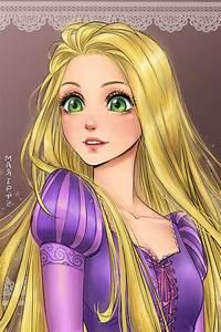 rapunzel green hair dress