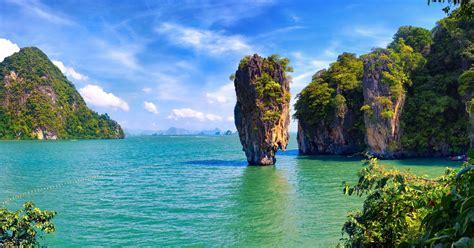 phuket phang nga bay sunrise   speedboat canoe phuket thailand getyourguide
