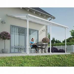 terrassen berdachung tuscany modell 2017 tiefe 3 m b x With terrassenüberdachung profile