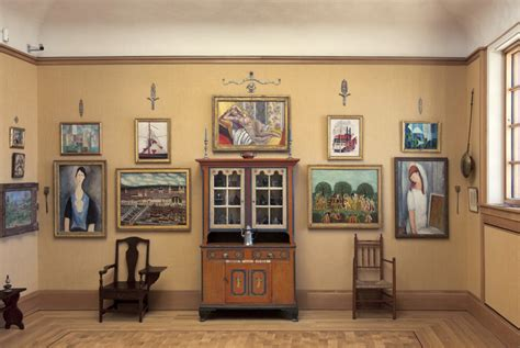 Barnes Fondation by Visiting The Barnes Museum Collection With
