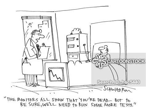 cartoons und karikaturen mit gesundheit