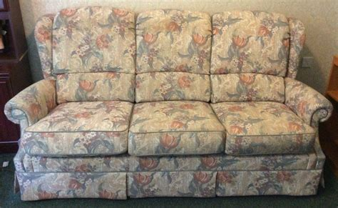 G Plan Settees quality g plan floral 3 seater settee sofa in newbury