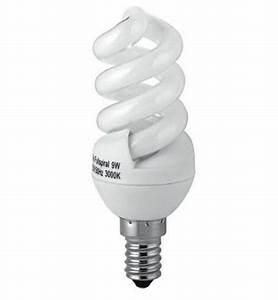 Energiesparlampe E14 9w : energiesparlampe e14 9w spiralenform wohnlicht ~ Watch28wear.com Haus und Dekorationen