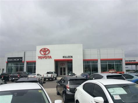 Toyota Of Killeen by Toyota Of Killeen Killeen Tx 76543 Car Dealership And