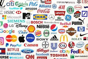 Famous Brands Stock Photo - Download Image Now