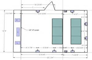 Photo Of Home Theater Floor Plan Ideas by Home Theater Design Plans Homecrack