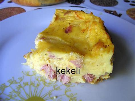recette de quiche sans p 226 te au jambon et comt 233