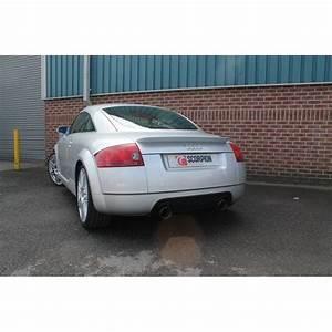 Audi Tt 180 : audi tt mk1 quattro 180 225 bhp cat back exhaust ~ Farleysfitness.com Idées de Décoration