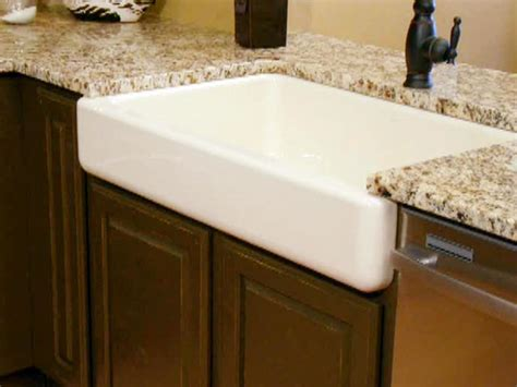 Apron Front Kitchen Sink How Tos Diy