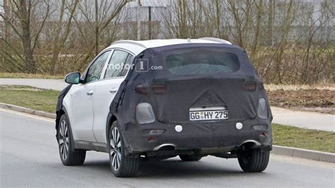 2019 Kia Sportage Spy Photo Photo