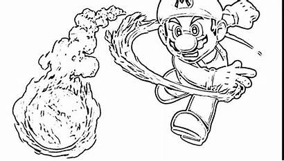 Mario Coloring Super Maker Pages Printable Getcolorings