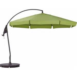 better homes and gardens 11 offset umbrella with