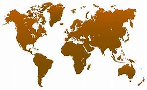 World Map transparent PNG - StickPNG