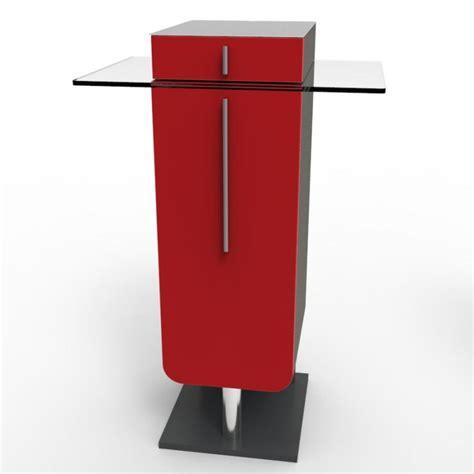 meuble pour machine 224 caf 233 design bois et verre avec placard de rangement et tirroir