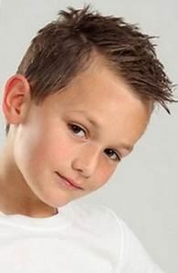 Coupe Enfant Garçon : coupe de cheveux enfant garcon ~ Melissatoandfro.com Idées de Décoration