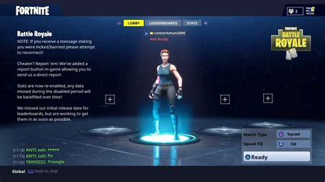 change server location  fortnite battle royale