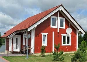 Ferienhaus Holz Bauen : ferienhaus modell utena 65 ferienh user aus holz ~ Lizthompson.info Haus und Dekorationen