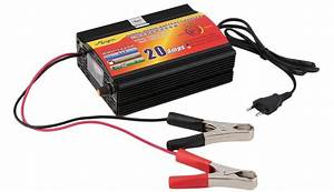 20 Amp 12v Smart Battery Charger Schematic Diagram