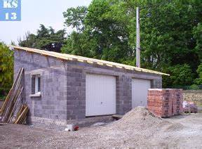 cout d un garage en parpaing devis 2520construction With construction d un garage en parpaing