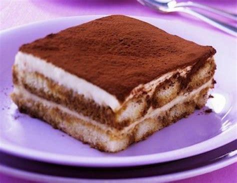 tiramisu au chocolat sans caf 233 desserts mascarpone biscuits et tiramisu