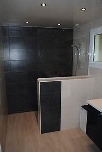 Baignoire Douche Italienne : creation de salles de bains douche a l 39 italienne et amenagements interieurs janvier 2013 ~ Melissatoandfro.com Idées de Décoration