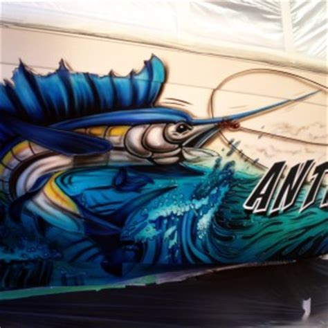 Boat Paint Fremantle by Boats Category Airbrush Professional Air Brush
