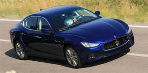 Prix D Une Maserati : maserati ghibli du charme bon prix ~ Medecine-chirurgie-esthetiques.com Avis de Voitures
