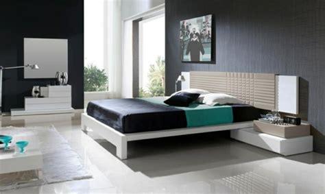 chambre turquoise et noir 99 idées déco chambre à coucher en couleurs naturelles