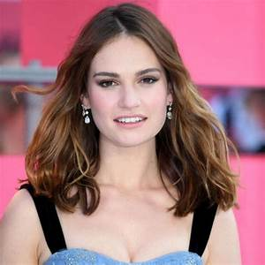 Lily James starts work on Mamma Mia: Here We Go Again with