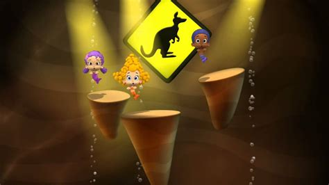 Bubble Guppies - The Lonely Rhino - Kangaroo Jump - YouTube