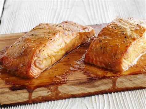 cedar plank salmon recipe food network