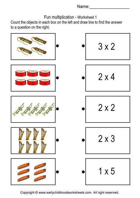 Easy Multiplication Worksheets Homeschooldressagecom