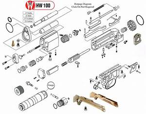 Custom Parts  Weihrauch Custom Parts
