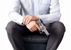 Why the Mind Makes Gunmen Look Larger | Human Aggression ...